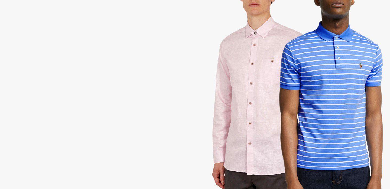 57a470f8 Men's Fashion & Accessories | Men's Clothing & Shoes | John Lewis ...