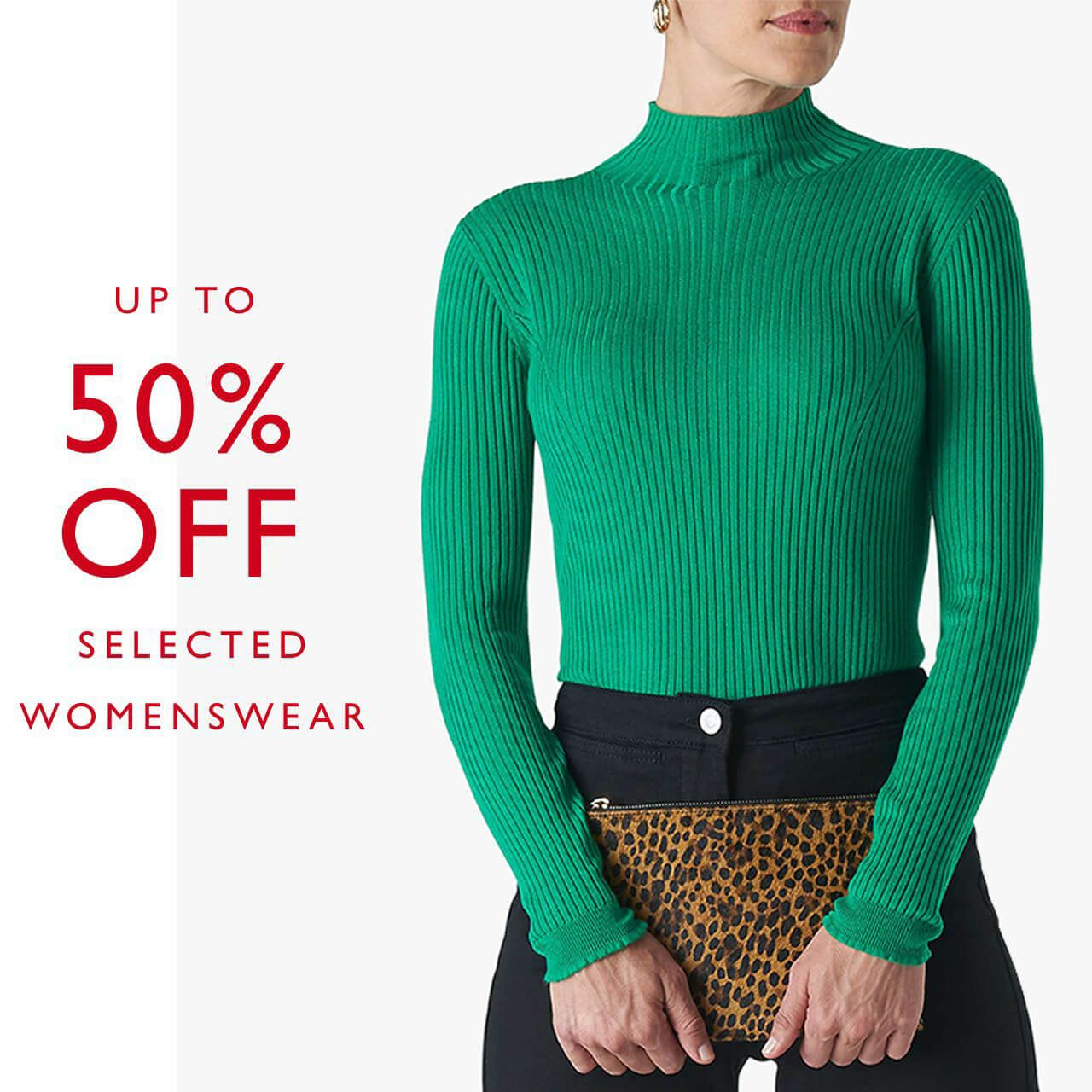 Womenswear offers