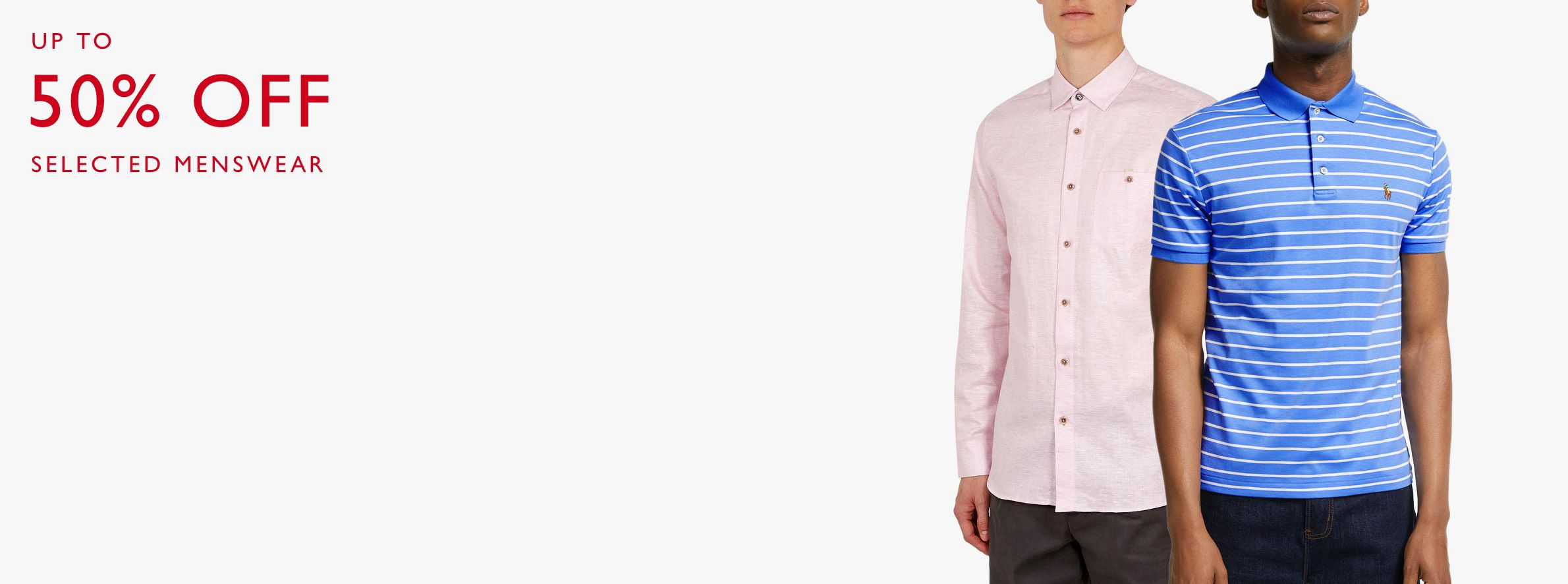 ff00a588 New In Men's Clothing | The Latest in Men's Fashion | John Lewis