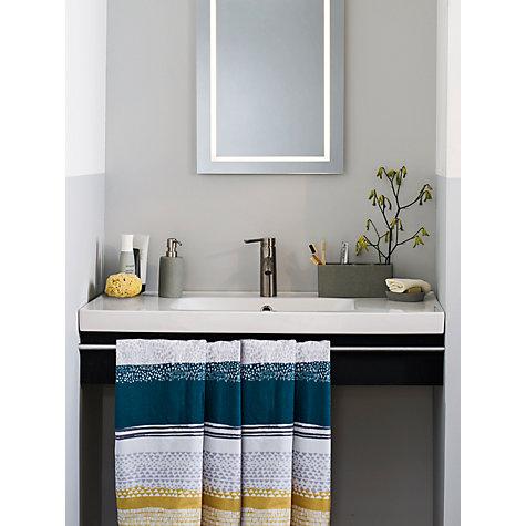 Bathroom Mirror John Lewis buy john lewis led frame illuminated bathroom mirror   john lewis