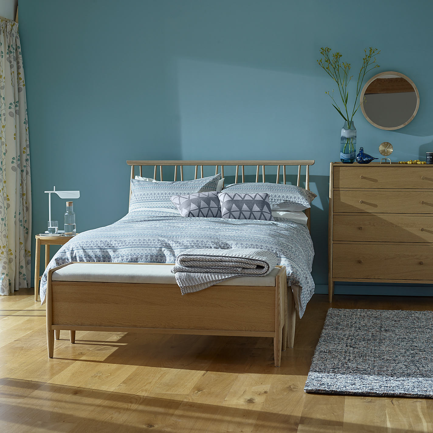 Ercol bedroom furniture john lewis for Bedroom inspiration john lewis