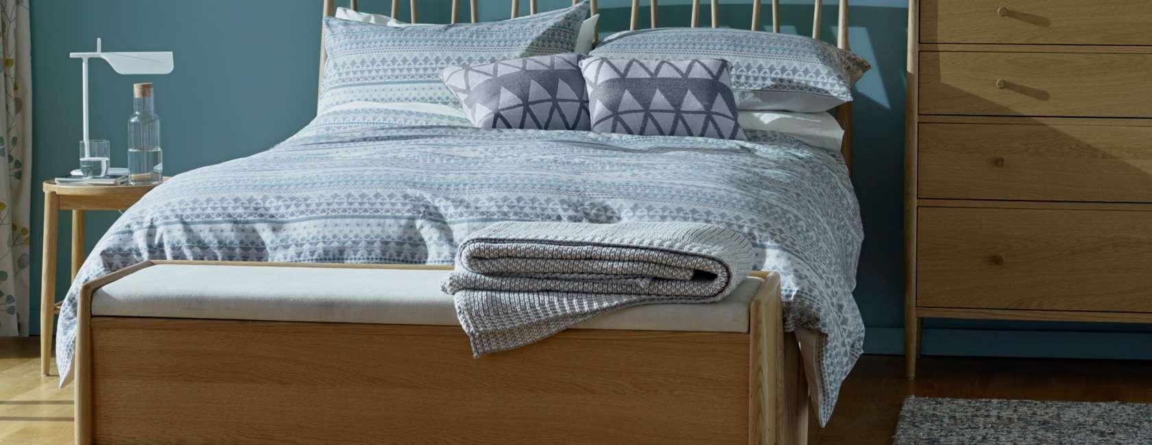 Ercol For John Lewis Shalstone Bedroom Furniture At John Lewis Partners