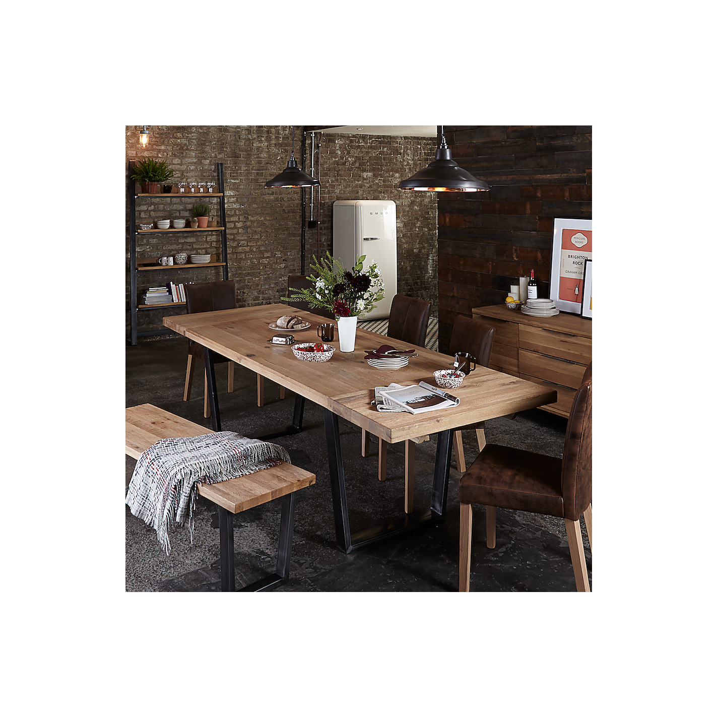 Buy John Lewis Calia 8 Seater Dining Table Online At Johnlewis