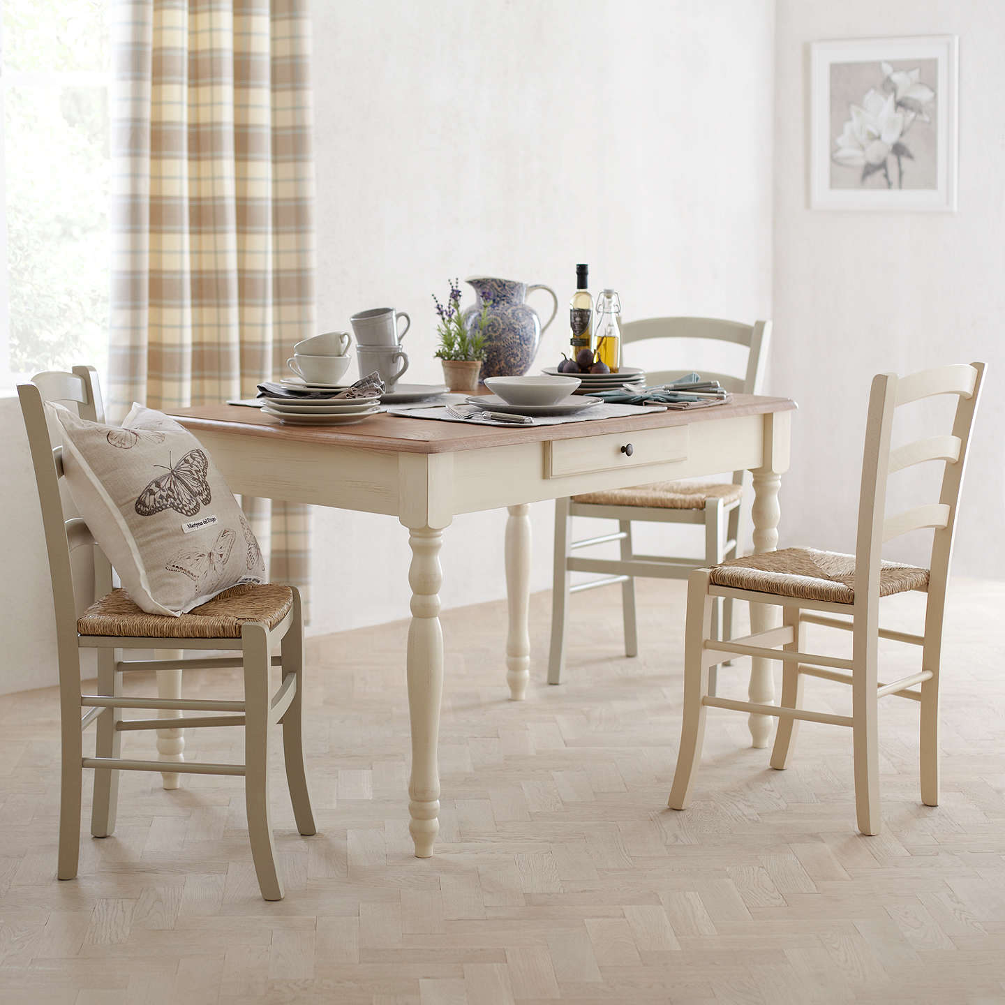 John lewis firenze 6 seater dining table at john lewis for Best place to buy a kitchen table