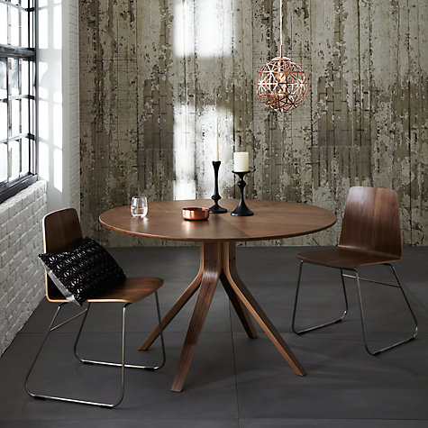 Buy John Lewis Radar 4 Seater Round Dining Table Online at johnlewis.com