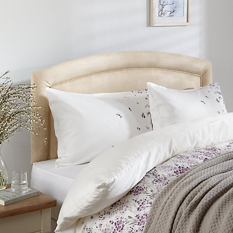 Buy John Lewis Avebury Strutted Headboard, King Size Online at johnlewis.com