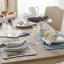 Buy John Lewis Maison Tableware Online at johnlewis.com