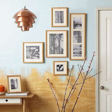 buy john lewis box frame mount photo frame range john. Black Bedroom Furniture Sets. Home Design Ideas