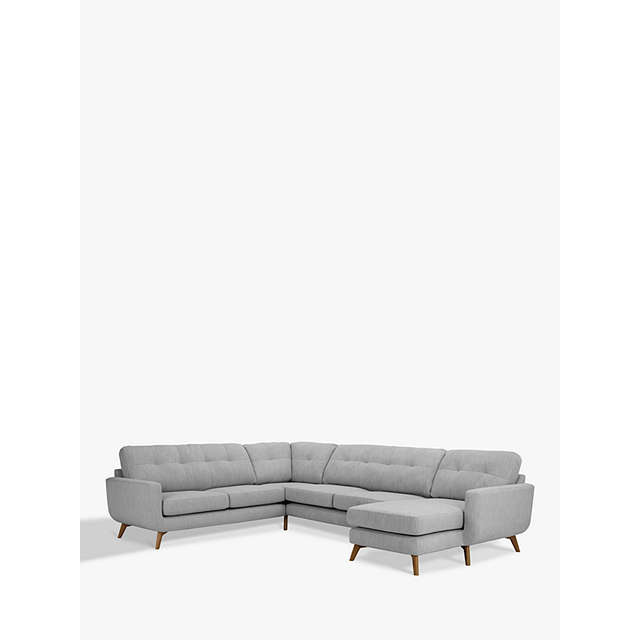 John Lewis Cooper Corner Sofa: John Lewis Barbican Corner End Sofa With RHF Chaise Unit