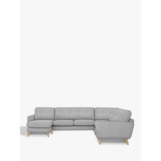 John Lewis Barbican Corner End Sofa With Lhf Chaise Unit At John Lewis