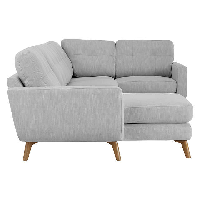 John Lewis Cooper Corner Sofa: John Lewis Barbican Corner End Sofa With LHF Chaise Unit