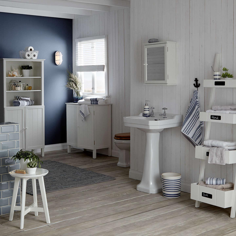 Sailor Themed Bathroom: John Lewis St Ives Single Bathroom Tallboy At John Lewis