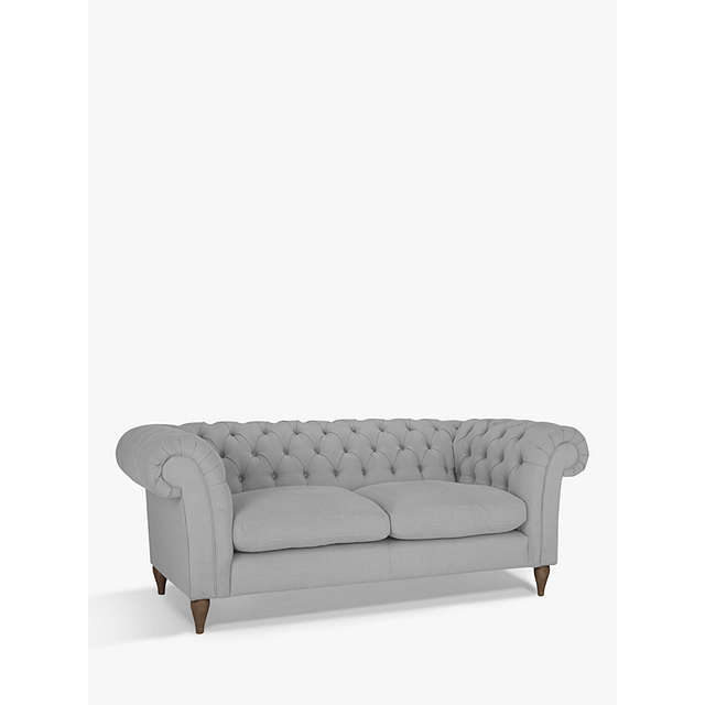 John Lewis Cromwell Chesterfield Small 2 Seater Sofa At