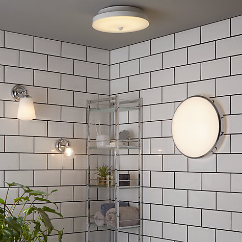 Bathroom Mirror Lights John Lewis buy john lewis lucca single bathroom spotlight | john lewis