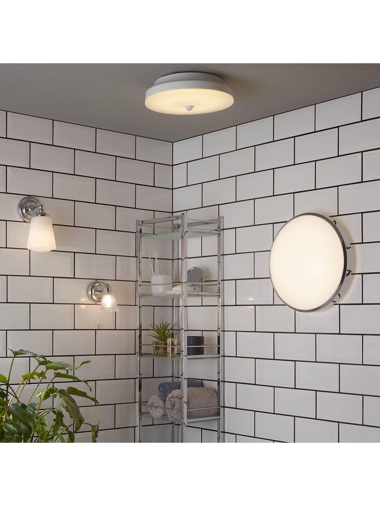 Nordlux Scala Led Sensor Bathroom Light At John Lewis Partners