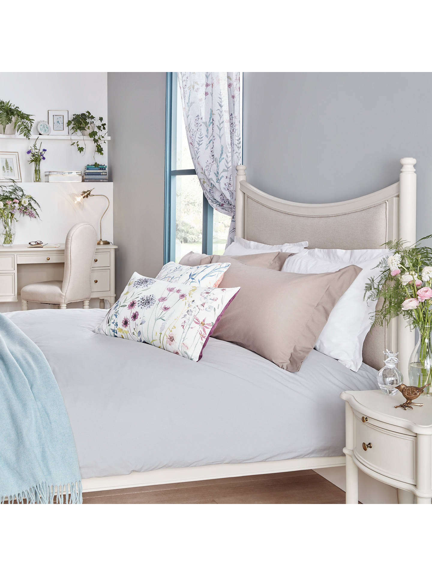 Buy John Lewis & Partners Ivybridge Low End Bed Frame, King Size Online at johnlewis.com