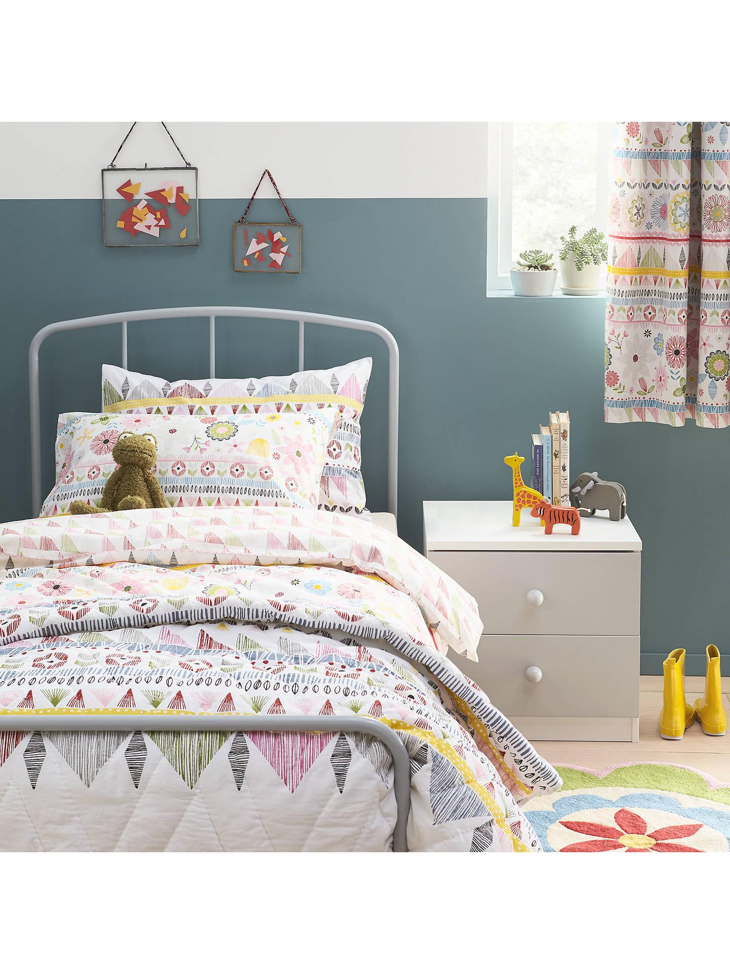 little home at John Lewis Geo Duvet Cover and Pillowcase Set