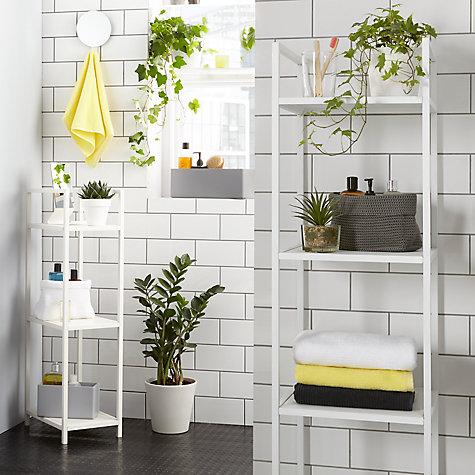 Bathroom Design John Lewis buy housejohn lewis bathroom storage box, blue grey | john lewis