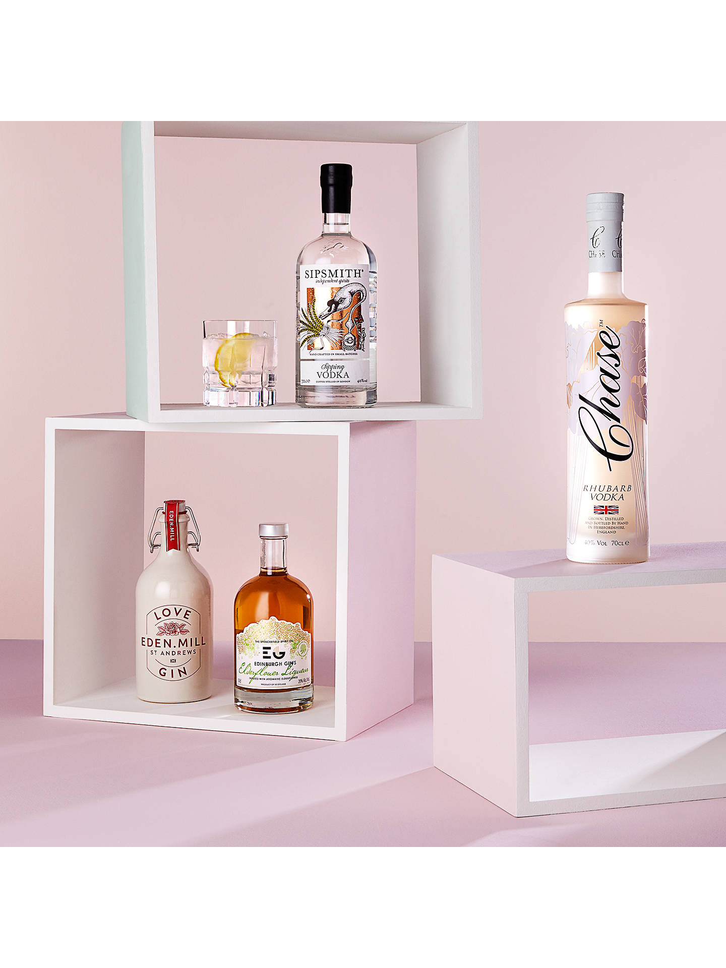Buy Sipsmith Sipping Vodka, 70cl Online at johnlewis.com