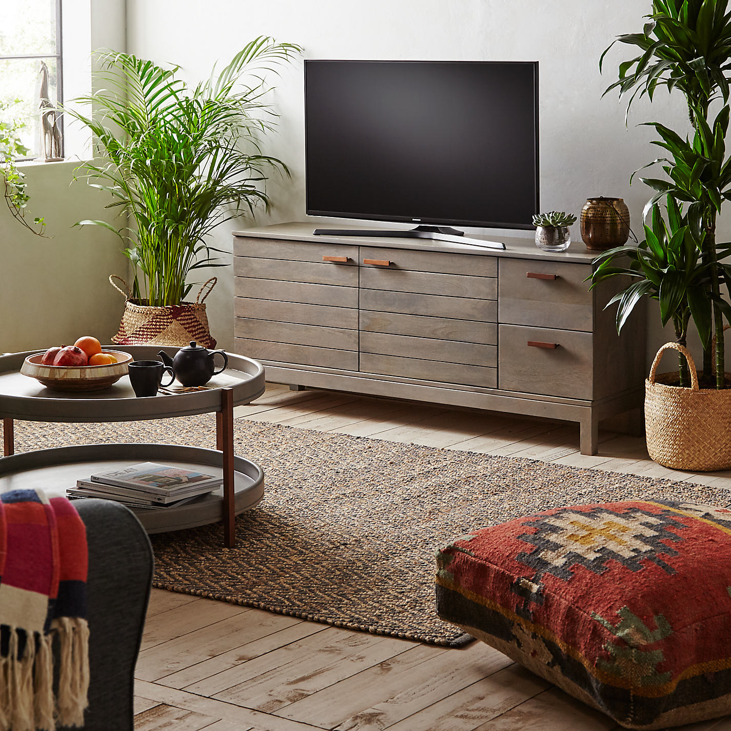 Buy John Lewis Asha Media Sideboard Online At Johnlewis