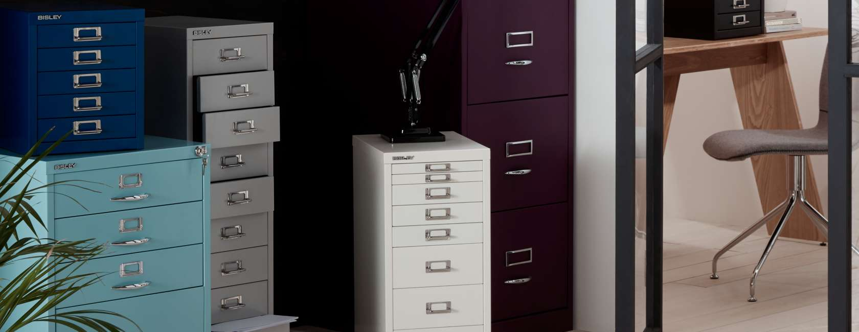 Bisley Office Storage Units