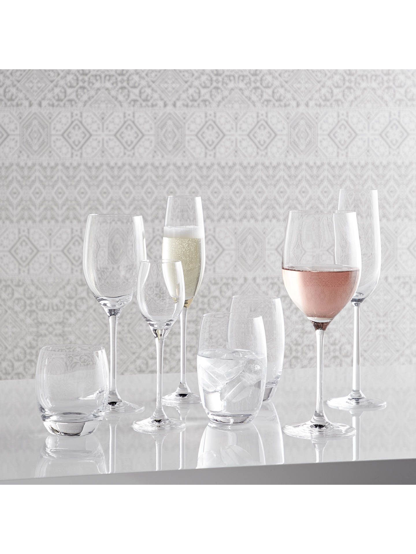 BuyJohn Lewis & Partners Vino White Wine Glasses, Set of 4, 350ml Online at johnlewis.com