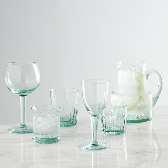 Buy John Lewis Croft Collection Recycled Glass Jug Online at johnlewis.com