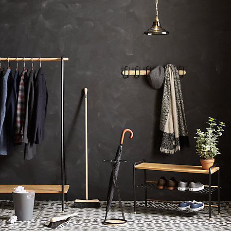 Buy John Lewis Brooklyn Clothes Rail Online at johnlewis.com