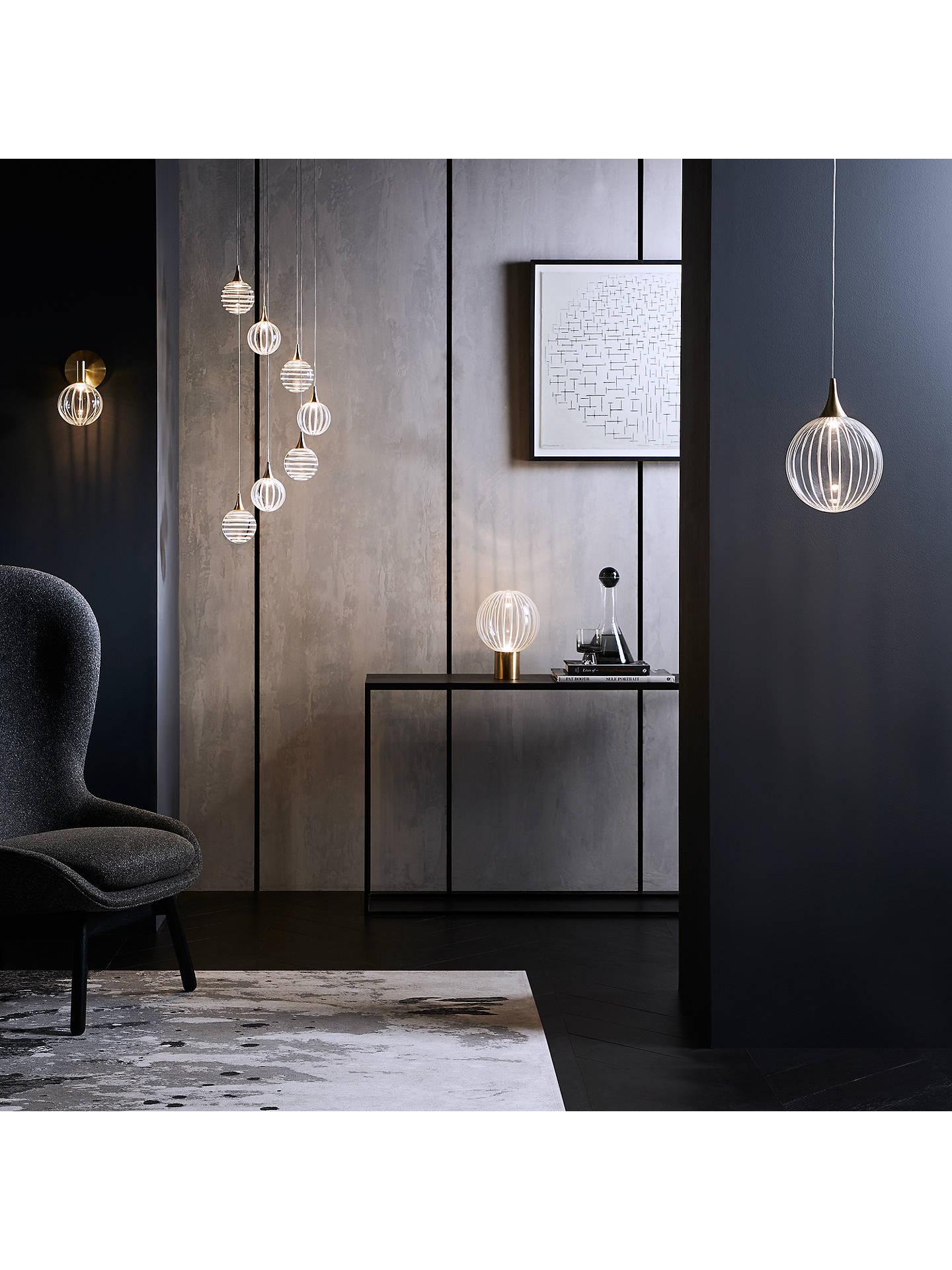 405e5d528293 ... Buy John Lewis & Partners Marlo LED Wall Light, Gold Online at johnlewis .com