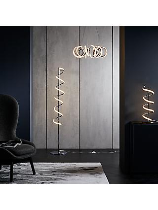 John Lewis & Partners Zena LED Twist Lighting Collection