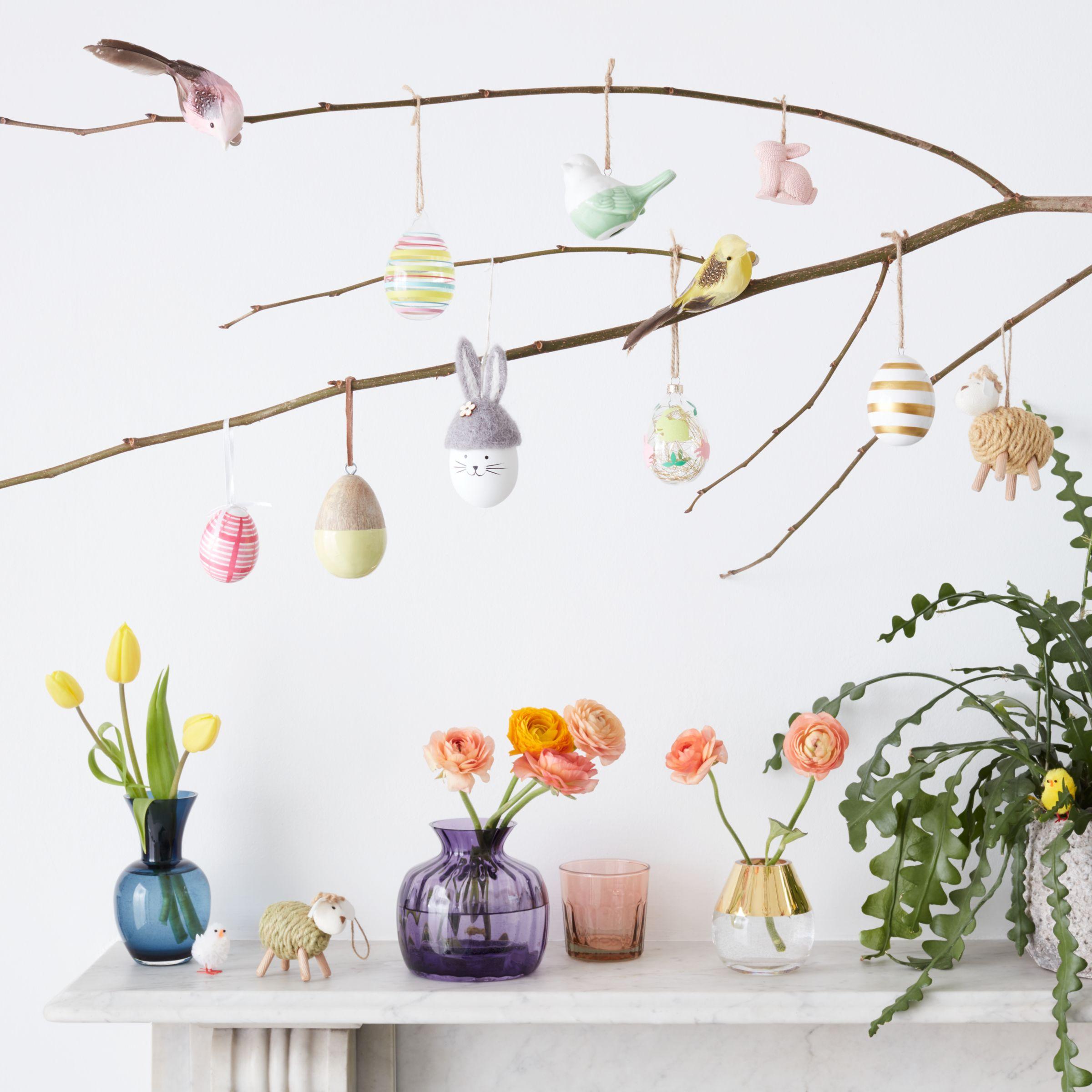 John Lewis Partners Hanging Easter Decoration