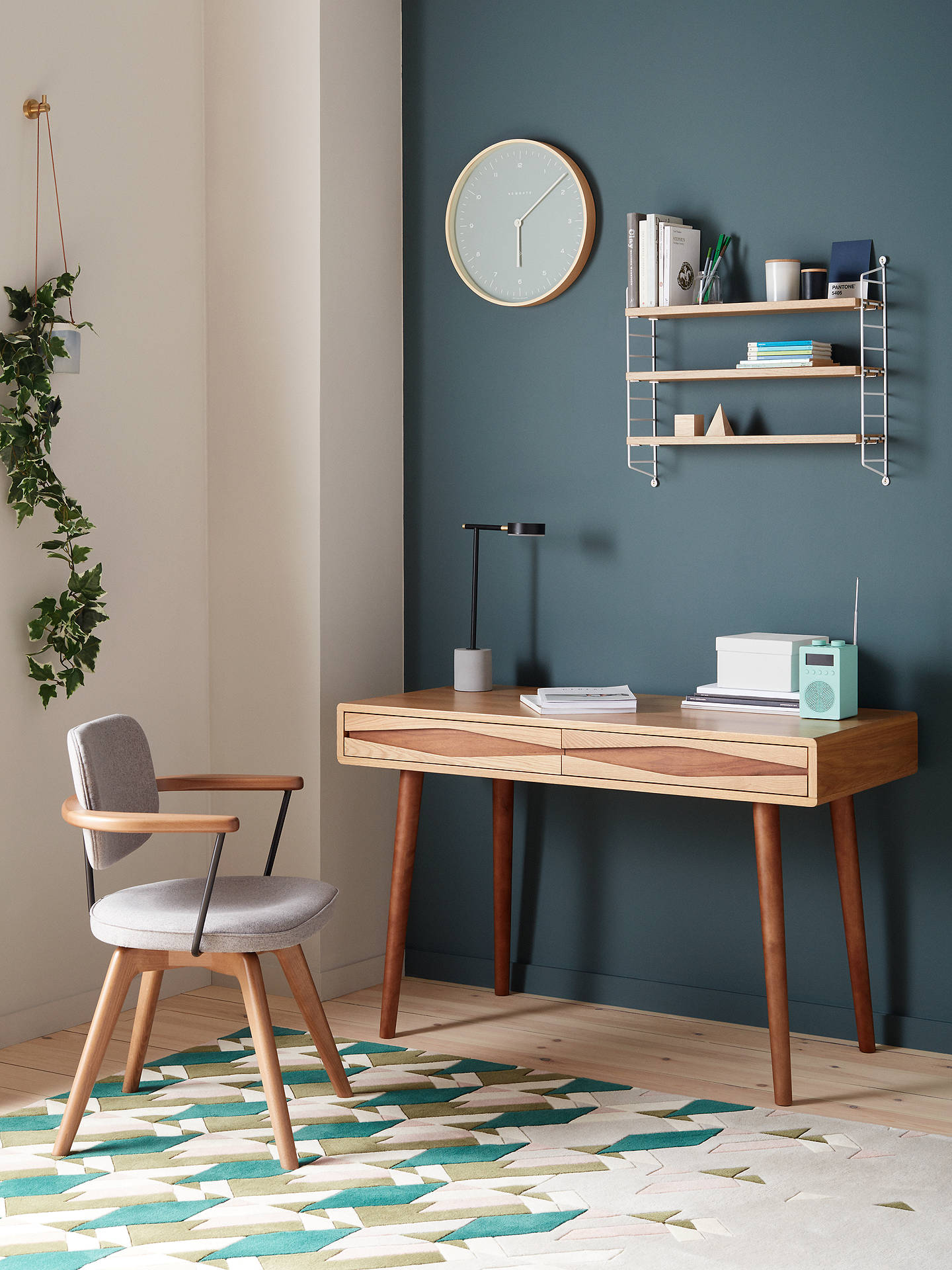 Cool John Lewis Partners Frequency Desk Natural Download Free Architecture Designs Scobabritishbridgeorg