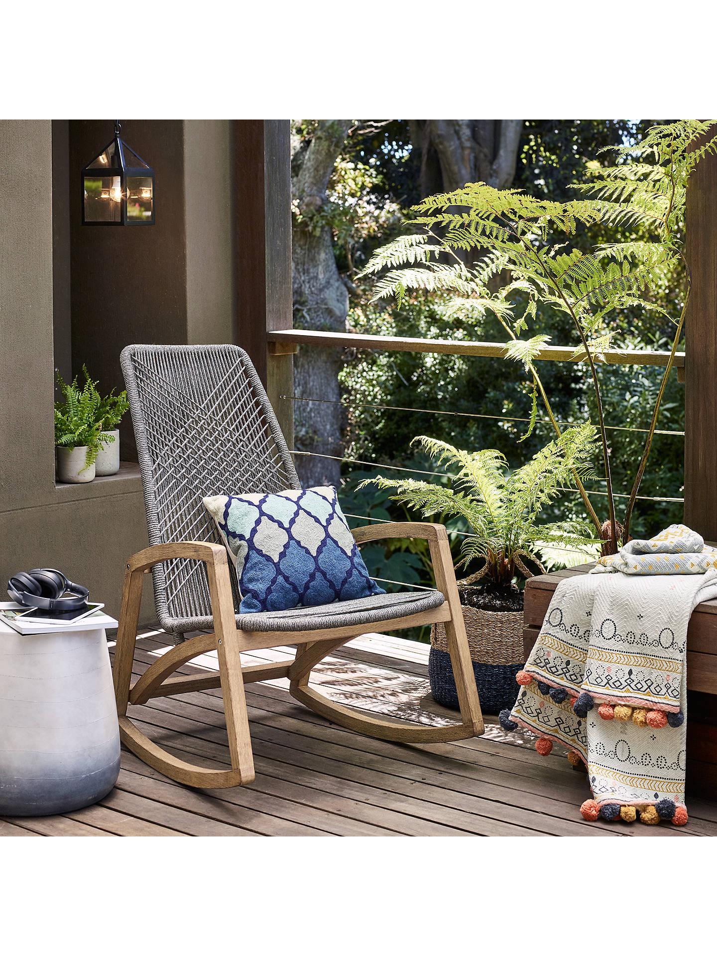 Peachy John Lewis Leia Outdoor Rocking Chair Fsc Certified Cjindustries Chair Design For Home Cjindustriesco