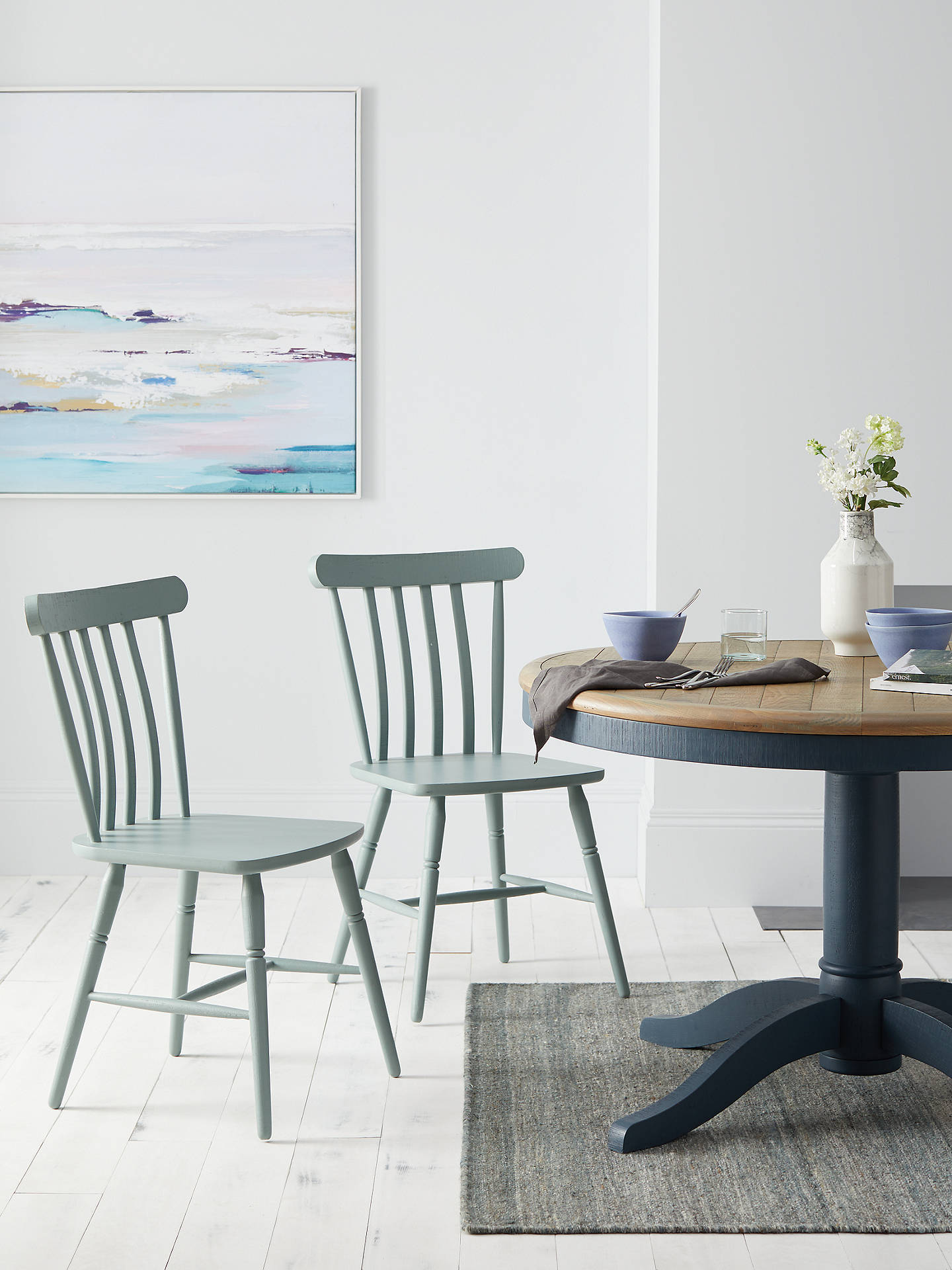 Loaf Chow Dining Chairs Set Of 2 At John Lewis Partners