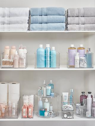 The Home Edit & iDesign Bath Storage Solution