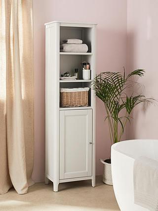 John Lewis Partners Portsman Tallboy, Bathroom Tall Cabinets