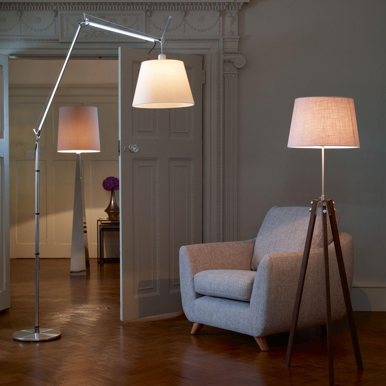 Buy Artemide Tolomeo Mega Terra Floor Lamp John Lewis