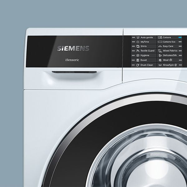 Siemens Laundry including Washing Machines and Tumble Dryers