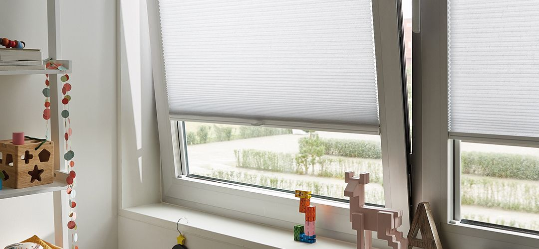 Clip in blind systems from John Lewis