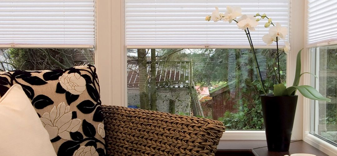 Conservatory blinds from John Lewis