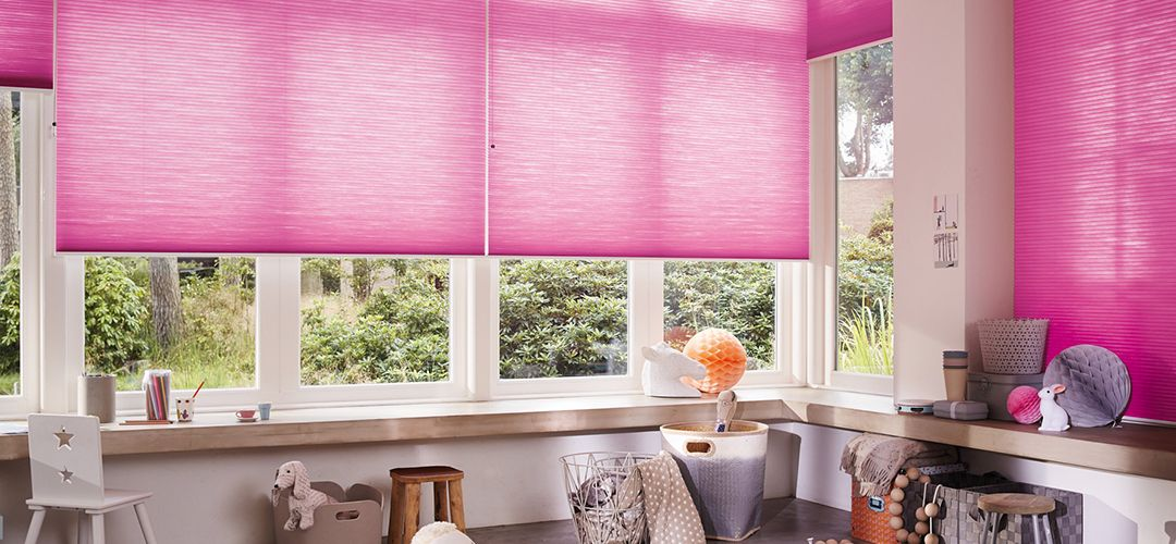 Honeycomb or Duette blind solutions from John Lewis