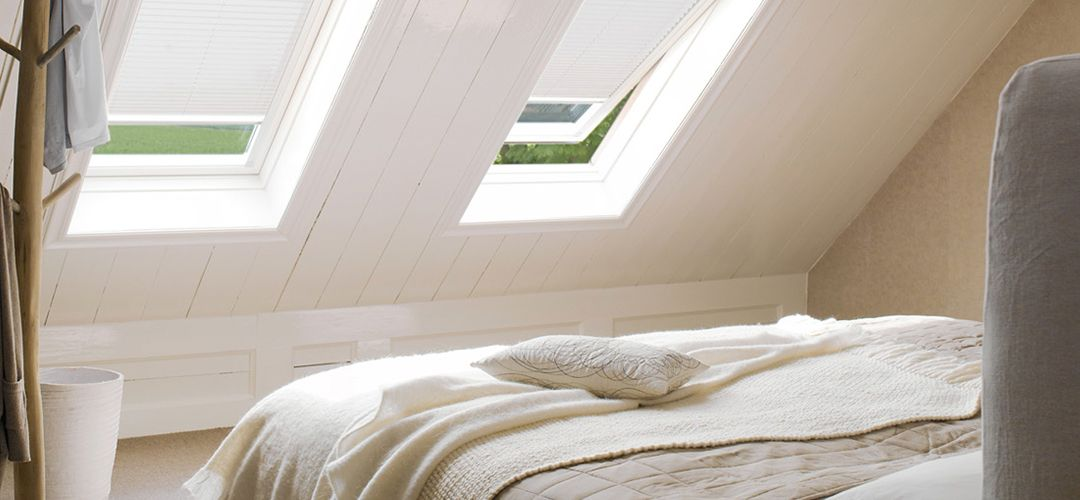 Skylight blind solutions from John Lewis