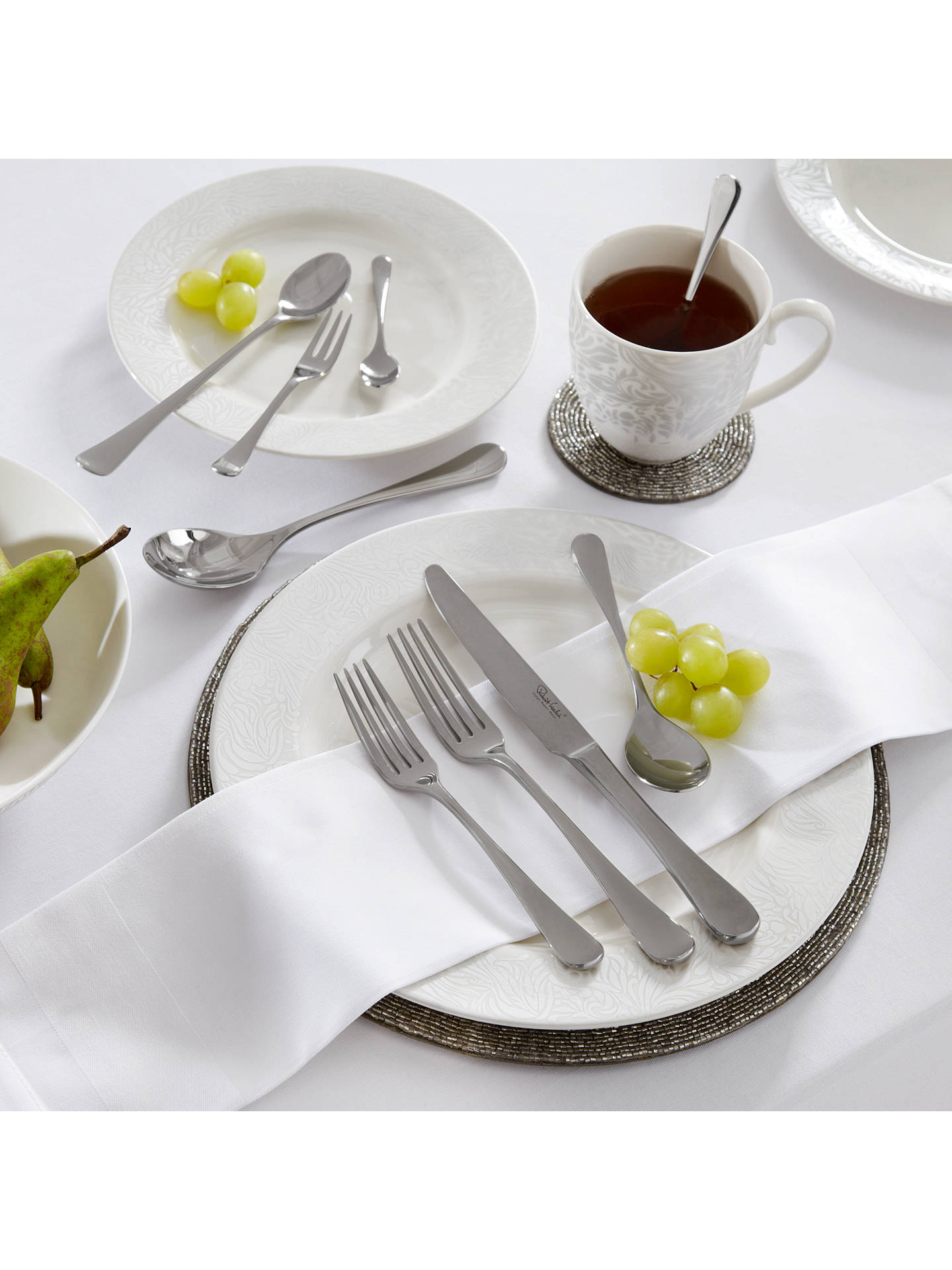 BuyRobert Welch Radford Cutlery Set, 44 Piece Online at johnlewis.com
