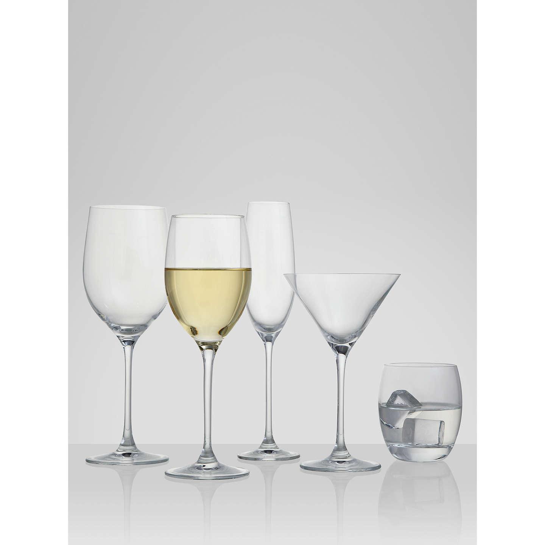 john lewis vino white wine glasses set of 4 at john lewis. Black Bedroom Furniture Sets. Home Design Ideas
