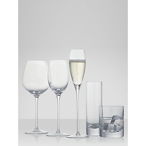 Buy LSA International Bar Collection White Wine Glasses, Set of 4 Online at johnlewis.com