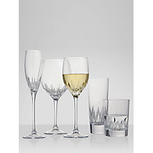 Buy Vera Wang for Wedgwood Crystal Duchesse Glassware Online at johnlewis.com