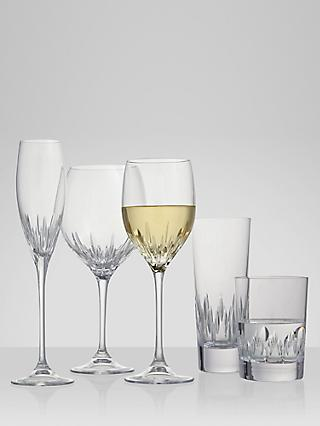 Vera Wang for Wedgwood Crystal Duchesse Glassware