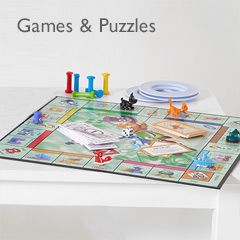 Games & Puzzles
