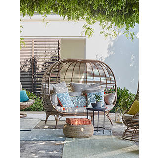 John Lewis Dakara (Fusion) Cabana Outdoor Furniture Range