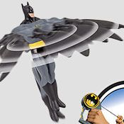 Flying Heroes Batman Flying Toy